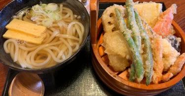 宗像大社近くの行列ランチ「三日月庵」【古民家レストラン】