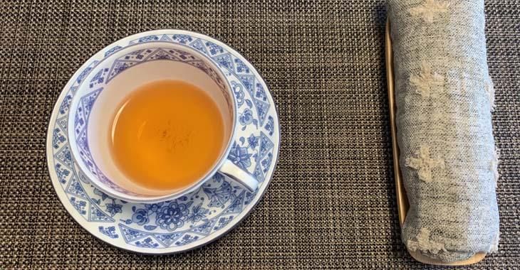 古賀市フーレセラピーかりね紅茶