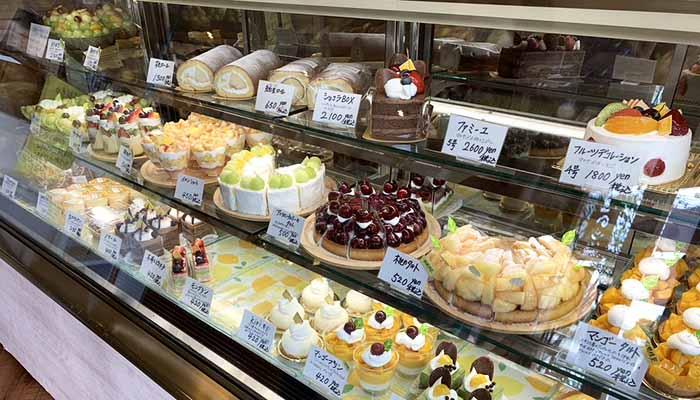 福津市 ケーキ屋さん シトロン