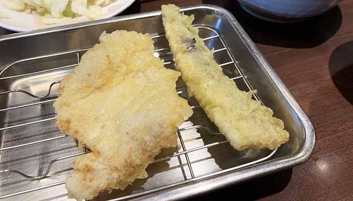 天ぷらたかお 福津イオン