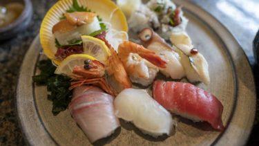 宗像にある達(だるま)の寿司ランチが絶品!【民宿しらいし】