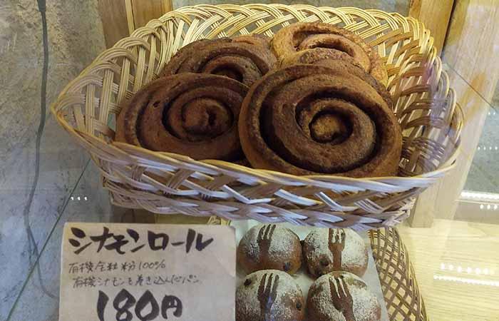 福津 ベッカライアロ パン屋さん