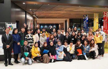 ベトナム総領事が古賀市を視察!「楽しい日本語教室」とは?