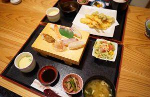 若潮丸 寿司定食 宗像